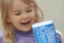Эксперименты для детей