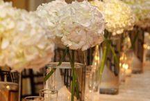 Centros de mesa / Decoración bodas