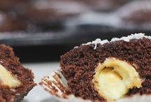 Raffaelo muffin