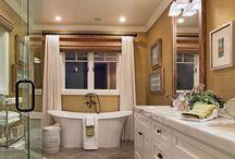 Bathrooms / by Karen Johnson Keyes