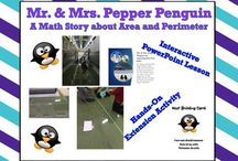 Geometry Measurement and Coordinate Math Ideas