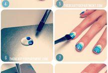 Nails / by Ashley Richerson
