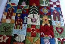 patchwork kerst