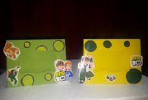 Mis creaciones artisticas, sueños y colores / Trabajitos de goma eva y porcelana fría...tarjeteria cardmaking