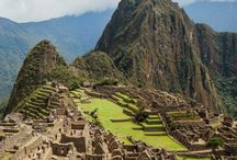 South America - Travel Pins