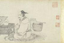 """Le thé est un parfum qui se boit /  """"Si un homme n'a pas de thé en lui, il est incapable de comprendre la vérité et la beauté"""" PROVERBE JAPONAIS"""