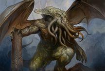 Lovecraft / H.P Lovecraft