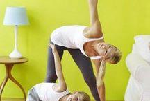 Family Exercise / by Kinder Kicks