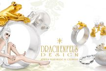 Drachenfels Design Jewellery / Passionate for historic myths and storytelling.