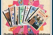 Sewing Solutions / Quilt ebooks