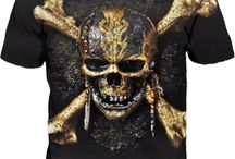 Dead Men Tell No Tales! SKULLY PIRATE COLLECTION.