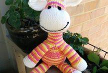 Pamela Harraway / Knitting  Recipes