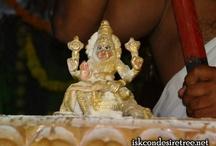 Abhishek to Lord Narsimha on Occasion of Narsimha Chaturdasi at ISKCON Nigdi on 24 May 2013