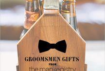 Groomsmen Gift Ideas / Pinterest Groomsmen Gift Ideas