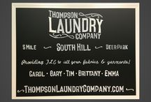 South Hill Wash & Dry / Full service laundromat is located at 920 S Monroe in the shopping center next to Huckleberry's and Ace Hardware in Spokane, WA.