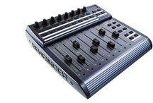 Controladores MIDI y superficies