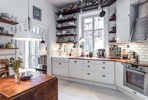 Dream Kitchen / My dream kitchen! One day...