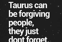 | Sun Signs: Taurus ⋆ |