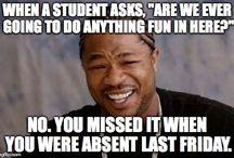 Funny Teacher Memes
