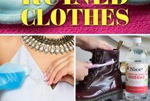 Fix ruined cloths
