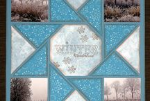 Scrap Layouts_Winter / by Carla Cooper