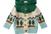 Kids cool knits / Childrens kids funky knitwear