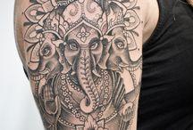 A arte das tatuagens!