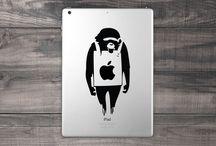 iPad Decals / Stickers