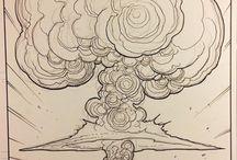 wybuchy 2D