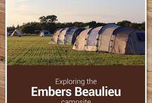 Embers Beaulieu Campsite