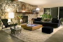 Living room ideas / by Leslie (LJ Neal) Mersch