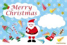 メリークリスマス / クリスマスカード