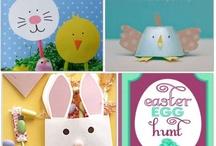 Easter & spring / by Susan Wapelhorst