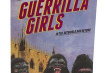 Guerrilla Girls / Exhibition Merchandise