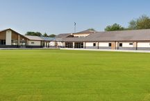 Mildenhall Social and Bowling Club  / Originally a competition in 2005 to bring a new supermarket to Mildenhall Town Centre the adopted scheme included the relocation of the local social and bowling club to a nearby site.