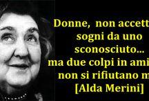 citazioni di Alda Merini