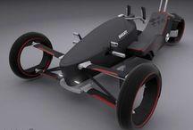 Concept Trike