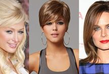 Face Shapes & Hairstyles!