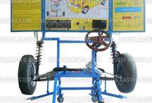 Trainer Sistem Elektrik Power Steering / Trainer Sistem Elektrik Power Steering