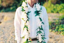 Wedding leis