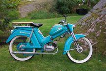huskvarna moped