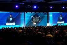 2016 NACHA Convention Phoenix / EVENT worked with producer O'Keefe Communications to provide stage set, audio, lighting and video for the 2016 NACHA Convention in Phoenix, AZ