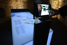 Interaktive Exponate - Augmented Reality / Augmented Reality in Ausstellungen