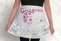 Sewing {Aprons} / by Kate Marie