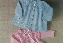 Knitting Baby Jackets