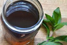 // Herbs + Teas //