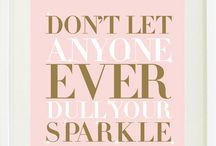 {HAUTE QUOTE}...say it in style