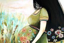 Красивая беременность/ Beautiful Pregnancy / Потрясающая..вдохновляющая...