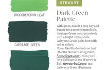 Green paint for bedroom