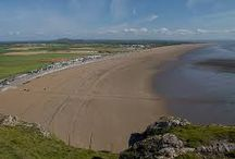 Camping / Ideas for a camping trip to Brean Sands